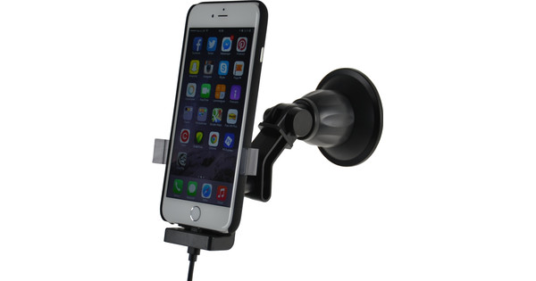 Fix2Car Active Mount With Suction Cup Apple iPhone 7 Plus