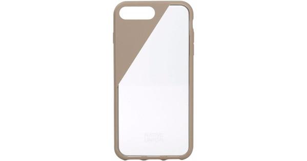 Native Union Clic Crystal Apple iPhone 7 Plus/8 Plus Bruin