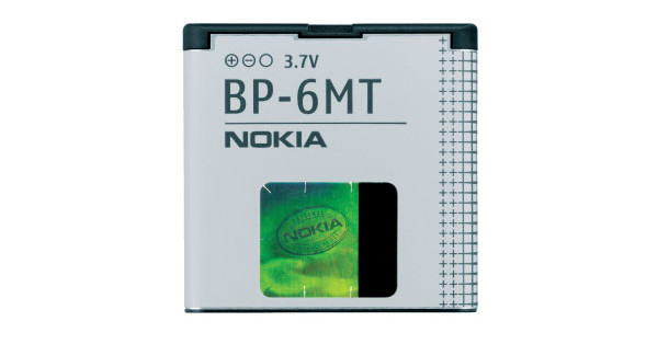 Nokia BP-6MT Battery + Thuislader