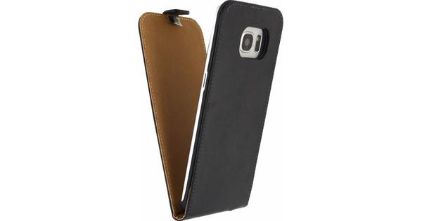 Mobilize Classic Flip Case Samsung Galaxy S7 Edge Zwart