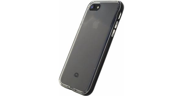 Mobilize Gelly+ Case Apple iPhone 7 Plus Zwart