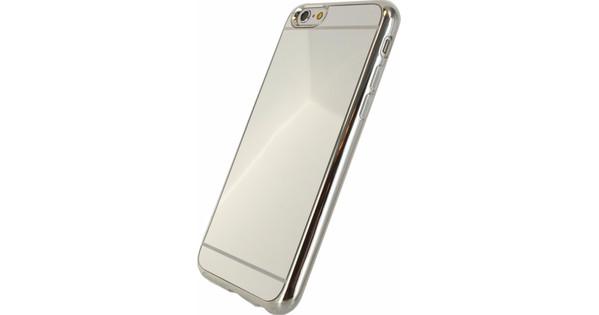 Xccess Metallic TPU Case Apple iPhone 6/6s Zilver