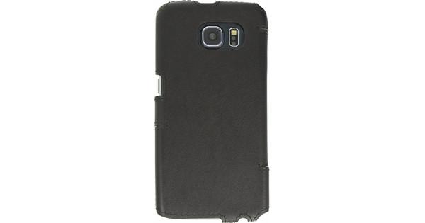 Valenta Booklet Smart Samsung Galaxy S6 Zwart
