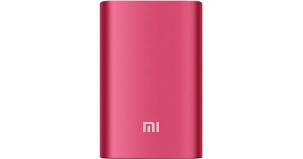Xiaomi Mi Powerbank 10.000 mAh Roze