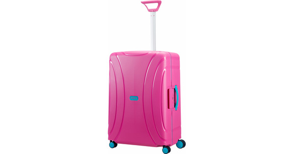 American Tourister Lock 'N' Roll Spinner 69cm Summer Pink