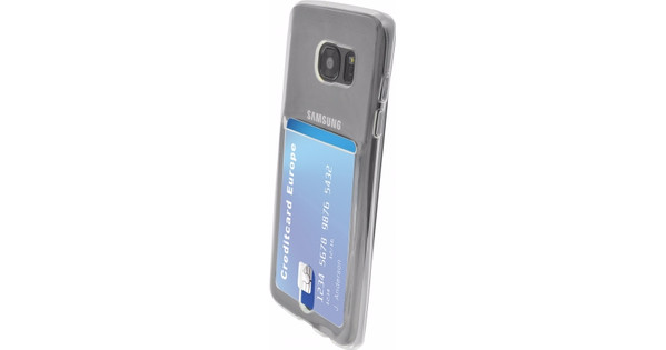 Mobiparts Smart TPU Samsung Galaxy S7 Edge Transparant