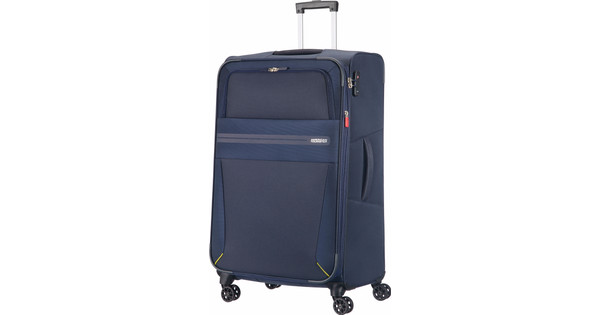 American Tourister Summer Voyager Expandable Spinner 79cm Midnight Blue