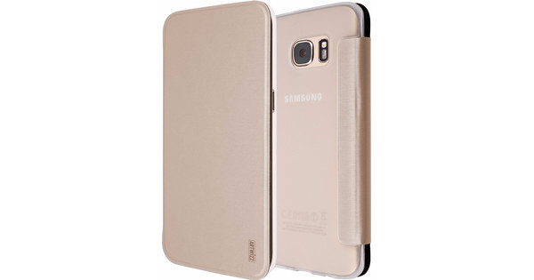 Artwizz SmartJacket Samsung Galaxy S7 Edge Goud - Coolblue - Voor ... f0f4d0298943
