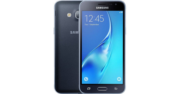 Samsung Galaxy J3 (2016) Zwart