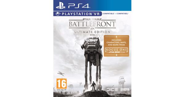 Star Wars : Battlefront Édition Ultimate PS4