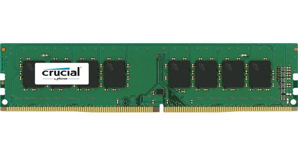 Crucial Standard 8GB DDR4 DIMM 2133 MHz (1x8GB)