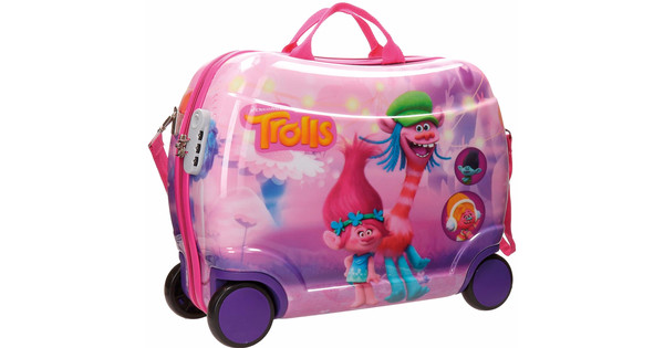 Trolls Friends Rolling Suitcase