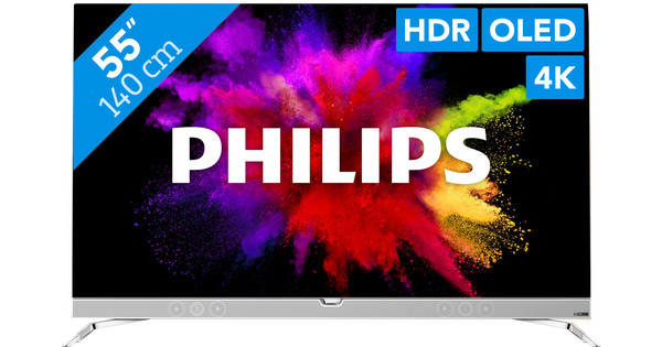 1702b2eddc3b72 Philips 55POS901F- Ambilight - Coolblue - Voor 23.59u