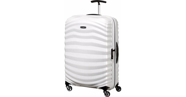 Samsonite Lite-Shock Spinner 69cm Off White