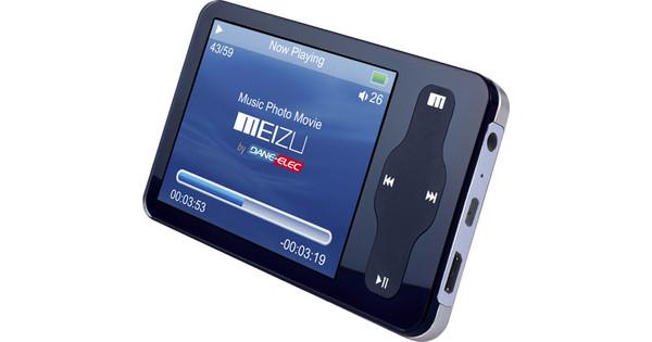 Meizu SlimLine Player 8 GB Black
