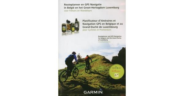 Garmin Fiets & Wandel Belgie V2 - Coolblue - Voor 23 59u