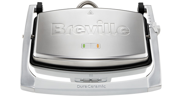 Breville DuraCeramic Sandwich- en Paninimaker