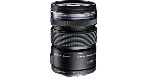 Olympus MFT12-50mm f/3.5-6.3 EZ
