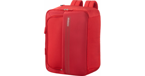 American Tourister Summer Voyager 3-Way Boarding Bag Ribbon Red