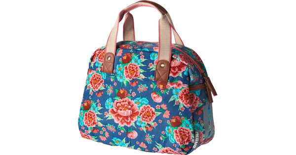 Basil Bloom Girls Carry All 11L Indigo Blauw