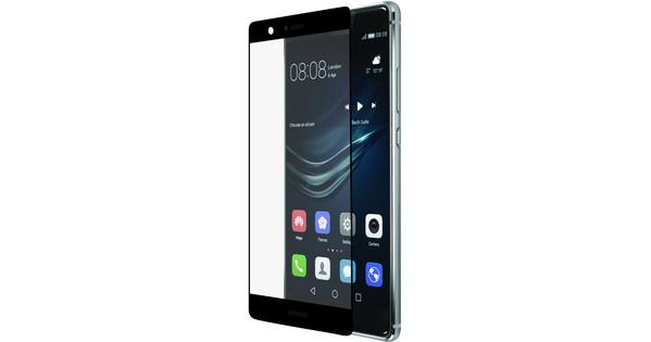 Azuri Huawei P9 Lite Protège-écran en verre trempé Noir
