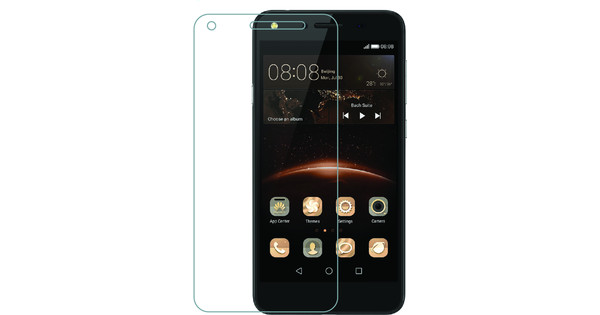 Azuri Huawei Y5 II Protège-écran en verre trempé