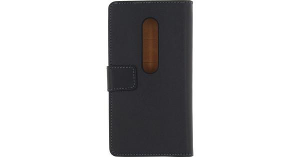Mobilize Classic Wallet Case Motorola Moto G (Gen 3) Zwart