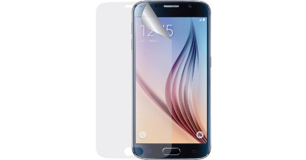 Azuri Protège-écran en plastique pour Samsung Galaxy S6 Lot de 2