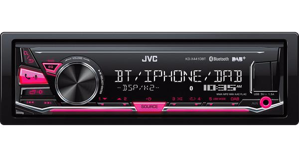 JVC KD-X441DBT