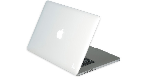 Gecko Covers Hardshell Case MacBook Pro Retina 15'' Wit (A1398)