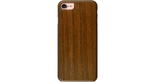 iMoshion Vida Wooden Cover Apple iPhone 7/8 Bruin