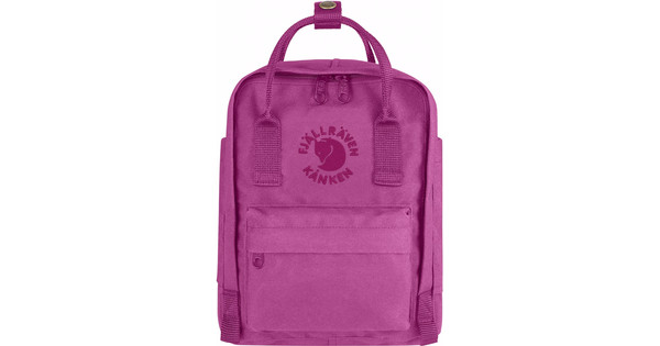 7feae3e85dbe Fjällräven Re-Kånken Mini Pink Rose - Coolblue - Before 23 59 ...