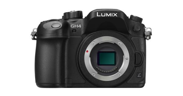Panasonic Lumix DMC-GH4R boîtier