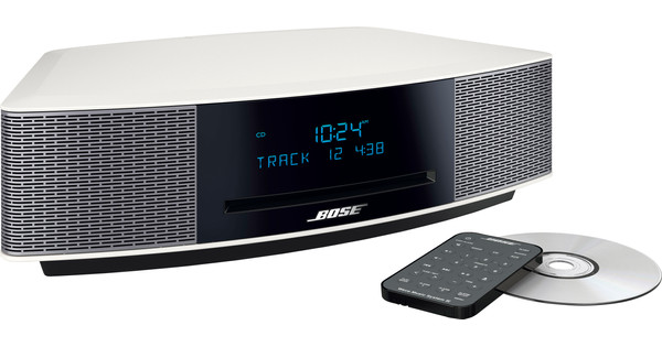 Bose Wave Music System IV White