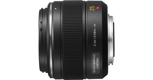 Panasonic Leica DG Summilux 25 mm f/1.4 asph.