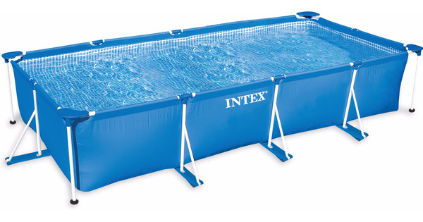 Intex Rectangular Frame Pool 220 x 150 x 60 cm