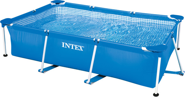 Intex Rectangular Frame Pool 260 x 160 x 65 cm