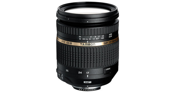 Tamron 17-50mm f/2.8 SP Di II VC Nikon