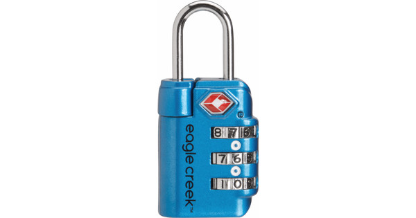 Eagle Creek Travel Safe TSA Lock Blue