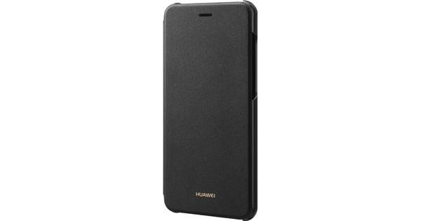 Huawei P8 Lite (2017) Étui Noir