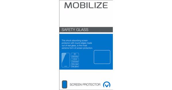 Mobilize Safety Glass Protège-écran en verre pour HTC U Ultra