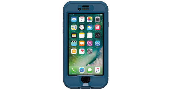 Lifeproof Nuud Apple iPhone 7 Blauw