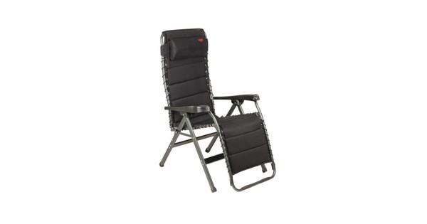 Crespo Relaxstoel AP-232 Air-Deluxe Zwart