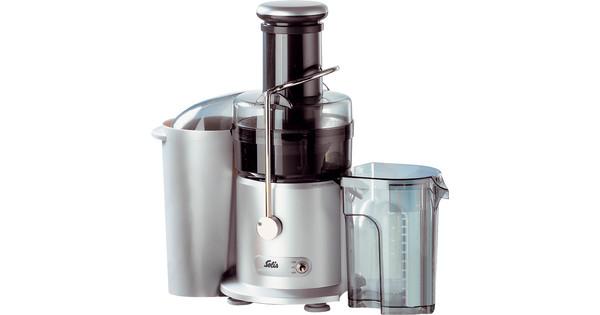 Solis Juice Fountain Premium Silver Type 842