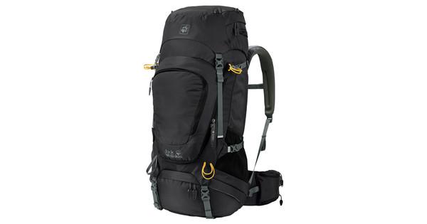 d375878d106 Jack Wolfskin Highland Trail XT 50 Black - Coolblue - alles voor een ...