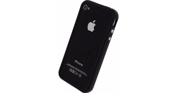 Xccess Bumper Apple iPhone 4S Zwart