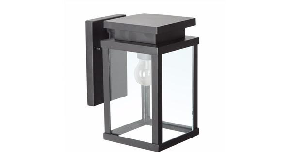 KS Verlichting Jersey M Wandlamp Zwart