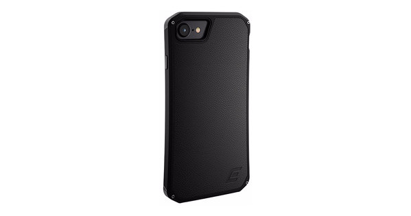 Element Case Solace LX Apple iPhone 7/8 Back Cover Zwart