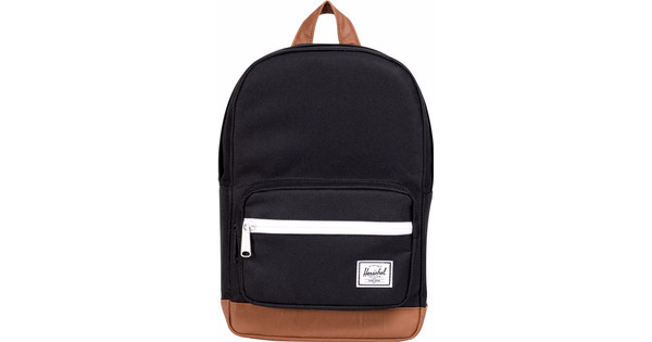 980b49a924a Herschel Pop Quiz Kids Black   Tan Synthetic Leather - Coolblue ...