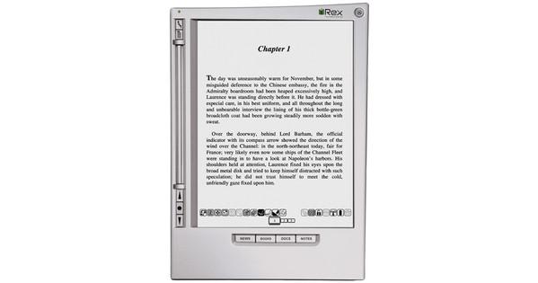 iRex iLiad Book Edition + NRC Handelsblad 1 jaar voucher